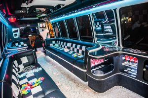 rome tours in limousine - Disco Limobus Disco Limousine 15 Seats 2 1 300x200 - Rome tours in Limousine
