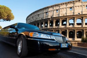 rome tours in limousine - Lincoln Wave Black edition Karaoke on board 8 Seats 300x199 - Rome tours in Limousine