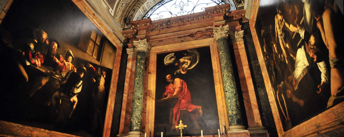 rome guided tours caravaggio - Rome guided tours Caravaggio 1200x480 - Rome guided tours Caravaggio