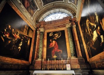 rome guided tours caravaggio - Rome guided tours Caravaggio 360x260 - Rome guided tours Caravaggio