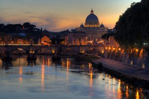 Rome river cruise – Rome River Boat dinner on the Tiber River. Join a cruise Tour with dinner. Boat tours along the Tiber. Rome night cruises romantic tours [object object] - 3040943940 585372d877 b 1 300x200 - Rome river cruise