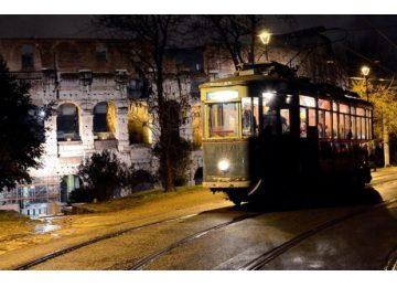 visita panorámica de Roma cena a bordo, [object object] - Ristotram copertina 1 360x260 - Прогулка по Риму на историческом трамвае с романтическим ужином