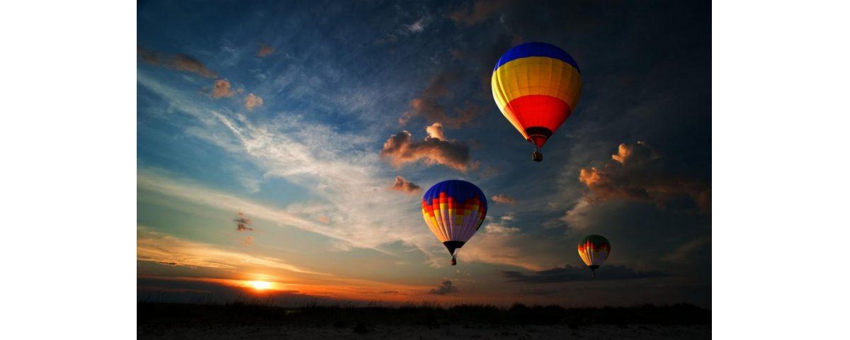 - Rome hot air balloon