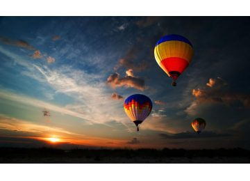 rome hot air ballon - Tour in Mongolfiera Copertina 360x260 - Rome hot air balloon
