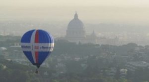 Rome hot air balloon – Rome flying tours, Fly in the sky near Rome with our Hot Air Balloon special experience small group or Private. Hot air ballon vip tours rome hot air ballon - Tour in mongolfiera 300x166 - Rome hot air balloon