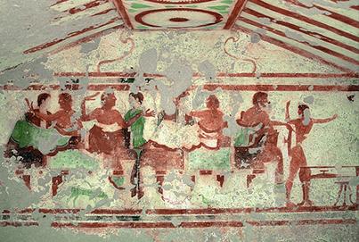 Etruscan land