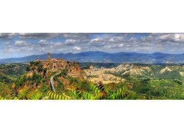 - Civita di Bagnoregio & Monsters of Bomarzo
