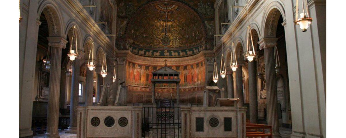 domenica 18 settembre, ore 12.30.  la chiesa di s. clemente e i sotterranei - Chiesa di San Clemente 1 1200x480 - Domenica 18 settembre, ore 12.30.  La chiesa di S. Clemente e i sotterranei