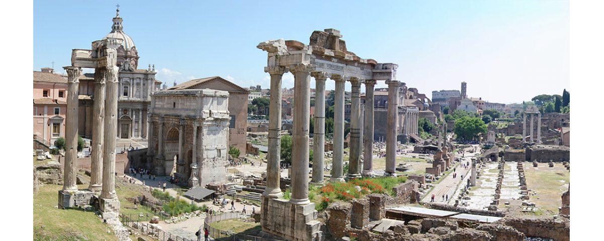 domenica 2 ottobre, ore 10.30. - il foro romano e il palatino. - Foro Romano 1200x480 - Domenica 2 ottobre, ore 10.30. – Il Foro Romano e il Palatino.