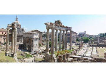 domenica 2 ottobre, ore 10.30. - il foro romano e il palatino. - Foro Romano 360x260 - Domenica 2 ottobre, ore 10.30. – Il Foro Romano e il Palatino.