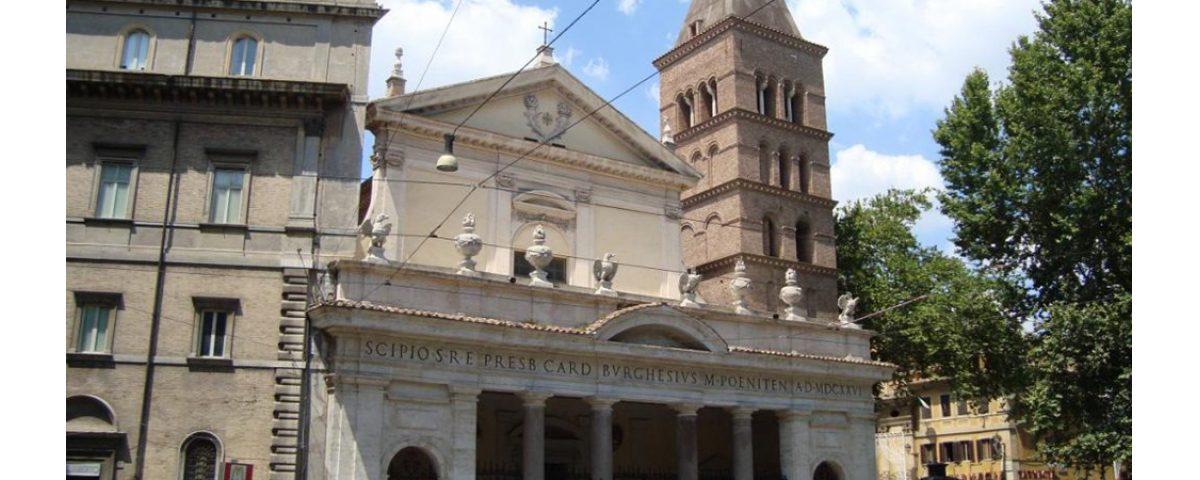 domenica 13 novembre 2016, ore 10.30. - la chiesa e i sotterranei di s. crisogono a trastevere - San Crisogono 1 1200x480 - Domenica 13 novembre 2016, ore 10.30. – La chiesa e i sotterranei di S. Crisogono a Trastevere