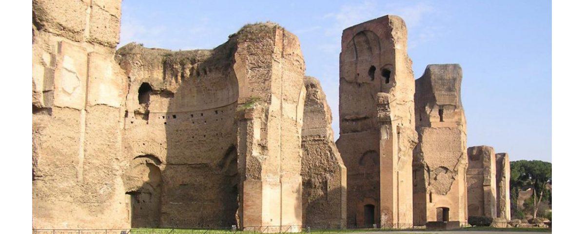 domenica 16 ottobre, ore 10.30. - le terme di caracalla - Terme di Caracalla 1 1200x480 - Domenica 16 ottobre, ore 10.30. – Le Terme di Caracalla