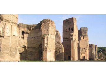 domenica 16 ottobre, ore 10.30. - le terme di caracalla - Terme di Caracalla 1 360x260 - Domenica 16 ottobre, ore 10.30. – Le Terme di Caracalla