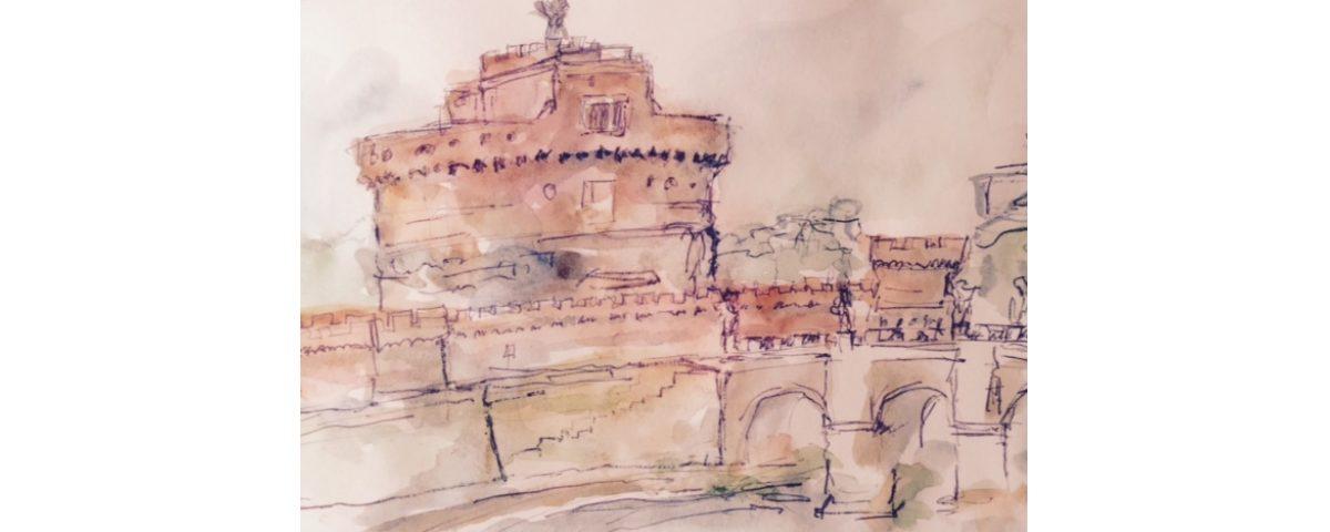 visita guidata artistica di disegno - FullSizeRender 2 1200x480 - Roma visita guidata artistica di disegno