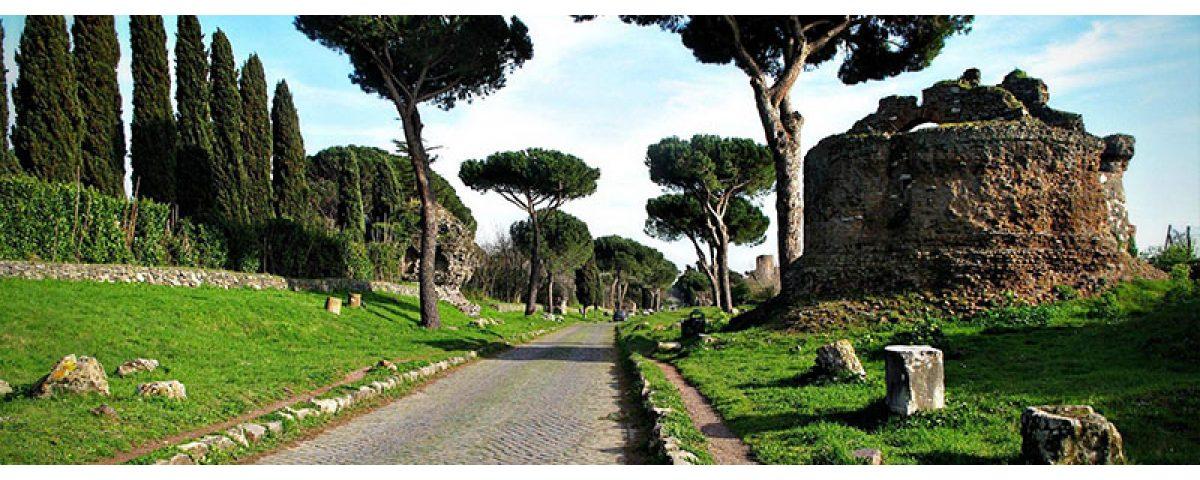 appia antica - LAppia Antica a Roma 1200x480 - Visita guidata dell Appia Antica