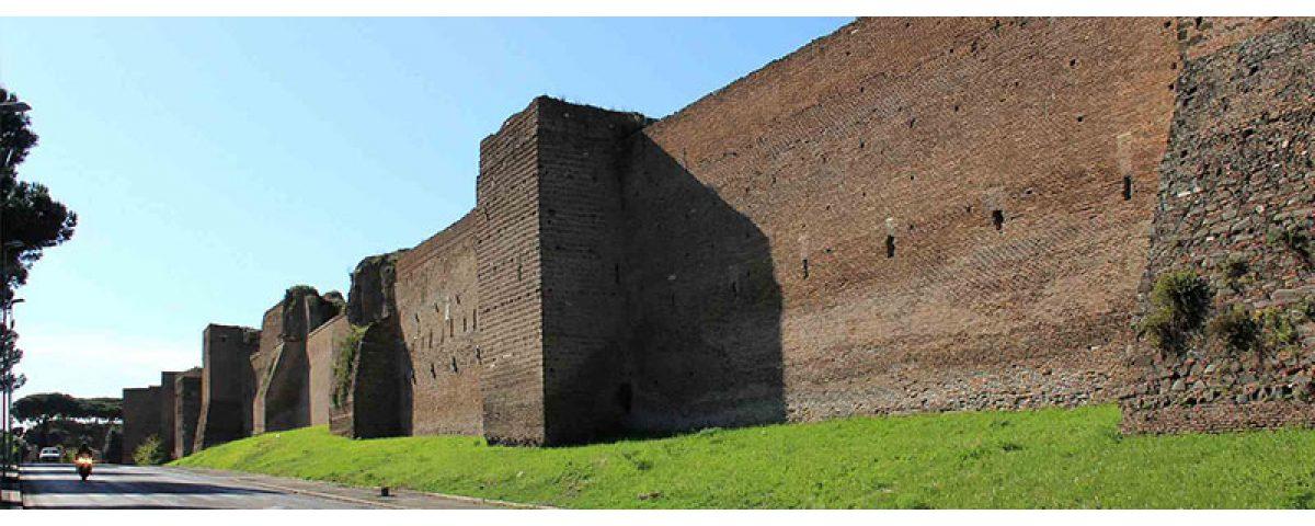 mura di roma - Le mura di roma 1200x480 - Viaggio attraverso le mura di Roma