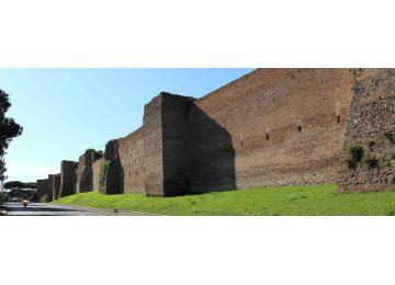 mura di roma - Le mura di roma 360x260 - Viaggio attraverso le mura di Roma