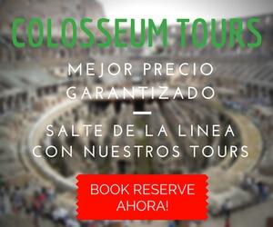 Private Tour of Colosseum ES