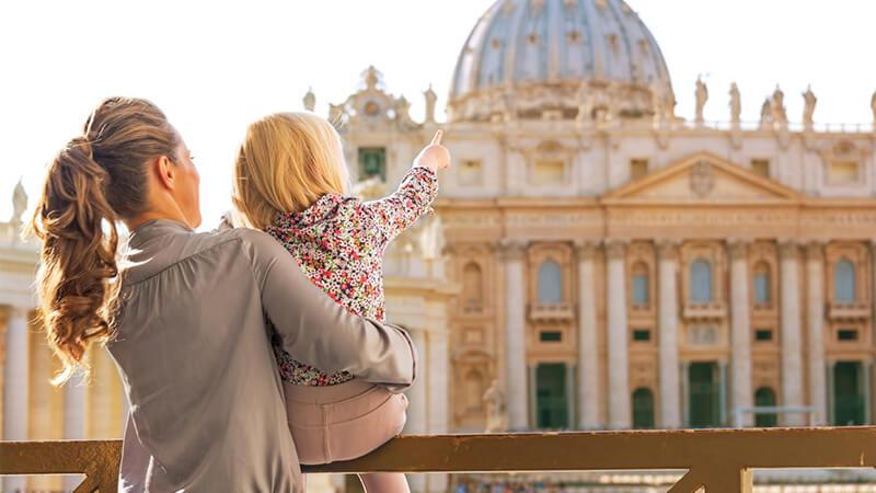 vatican private tours - Tour per i Bambini - Vatican Private Tour for kids of the Vatican Museums and Sistine Chapel
